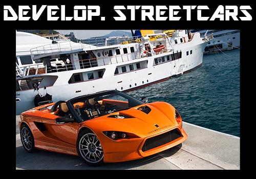 Development of Streetcars